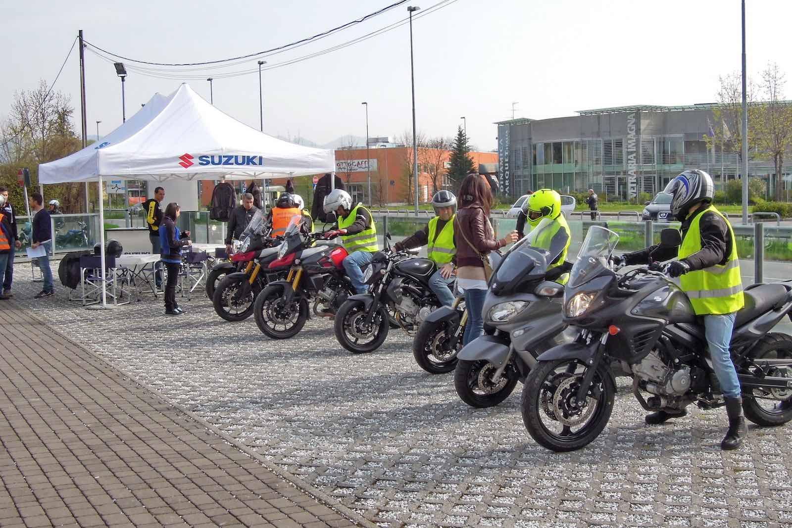 Mazzola Moto   Eventi